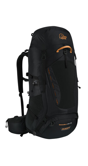Lowe Alpine Manaslu 65:75 Backpack Men black